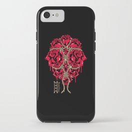 ROPE DOJO - BOUND ROSES iPhone Case