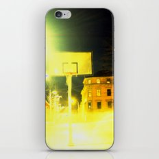 One cold night in Bergen 02 iPhone & iPod Skin