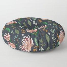 FLORAL STUDY Floor Pillow