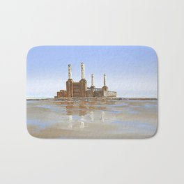 Battersea Power Station Bath Mat