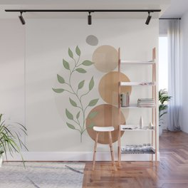 Abstract Rock Geometry 19 Wall Mural