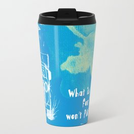 What is meant for you... Travel Mug