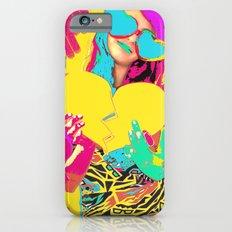 Vintage Amour #005 Slim Case iPhone 6s