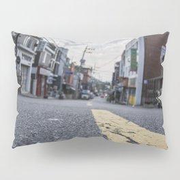 Freedom Village (Haebangchon) / Street-Level Pillow Sham