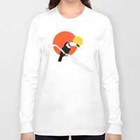 toucan Long Sleeve T-shirts featuring Toucan by Rebekhaart