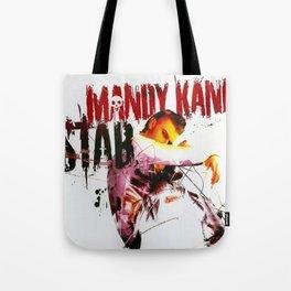 STAB SINGLE - COVER ARTWORK Tote Bag