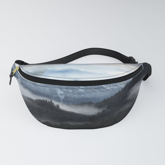 Moon Mountain Fanny Pack