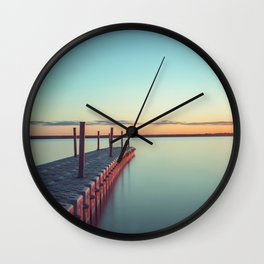 Peaceful Wall Clock