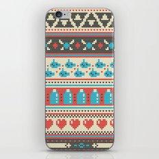 Fair-Hyle Knit iPhone & iPod Skin