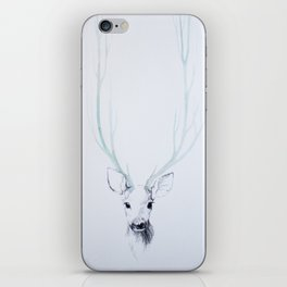 Sweet Deer iPhone Skin