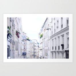 Inside Paris.Architecture Art Print