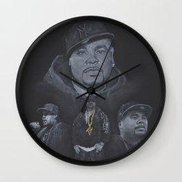 JOE CRACK Wall Clock