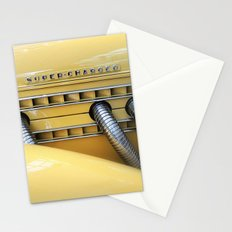 Supercharged Stationery Cards