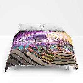 Outer Limit - Purple Comforters
