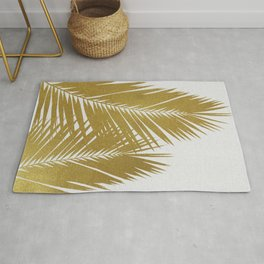 Palm Leaf Gold II Rug