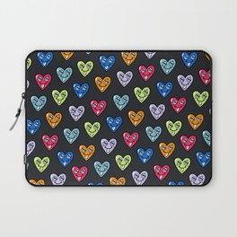 LOVE HEARTS Laptop Sleeve