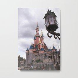 Cinderella Castle. Metal Print