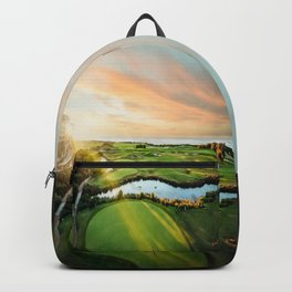 Golfing the Gong AE Backpack
