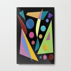 Abstract #315 Metal Print