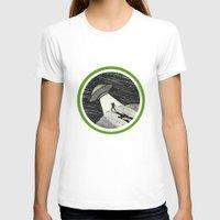 sci fi T-shirts featuring Sci-Fi Nerd by Eileen McIntire