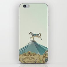 Carrousel Horse iPhone & iPod Skin