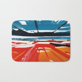 Sunscape-001 Bath Mat