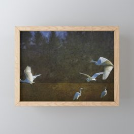 Ascent Framed Mini Art Print