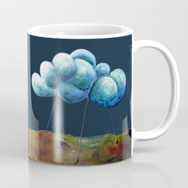 Cloud Tied Coffee Mug