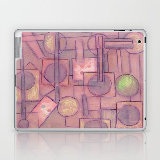 Itinerant Musician Laptop & iPad Skin