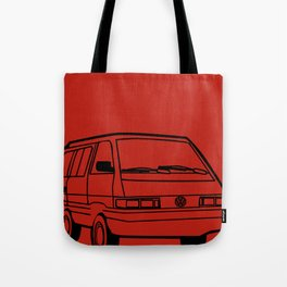My Other Ride is an Astro Van Tote Bag