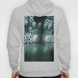 Real Light Abstract Hoody