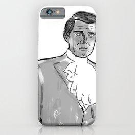JB Lazenby iPhone Case