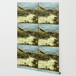 Mill Valley Stream Roar Wallpaper