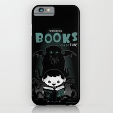 Forbidden books can be fun! Slim Case iPhone 6s