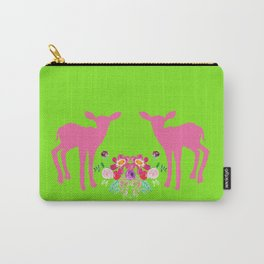 Flora & Fawn Carry-All Pouch