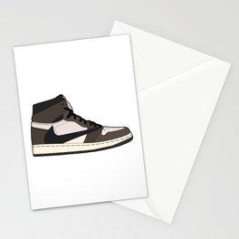 Jordan 1 Retro High Cactus Jack Stationery Cards
