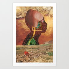 The Weirding Hour Art Print
