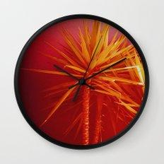 Plantlife Wall Clock
