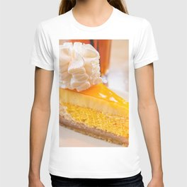 Cheesecake #food #dessert #sweets T-shirt