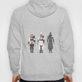 Ezio Evolution Hoody
