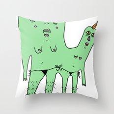 unidos Throw Pillow