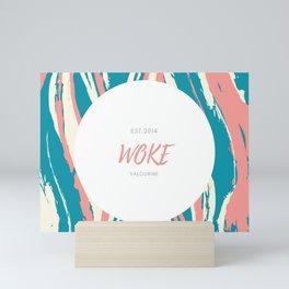 Woke Colour Mini Art Print