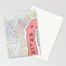 The Disputed Prize Stationery Cards
