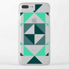 Toscavajo Clear iPhone Case