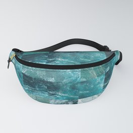 Abstract sea Fanny Pack