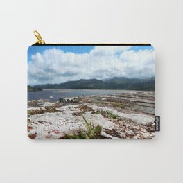 Wall Blur | Pull Focus Seaside Photography Carry-All Pouch