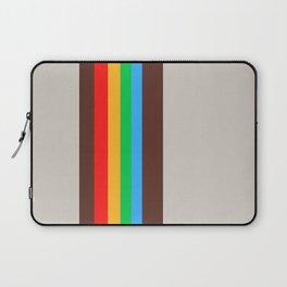 Insta Brown Autumn Rainbow Laptop Sleeve