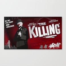 The Killing Canvas Print