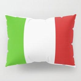 Italy flag Pillow Sham