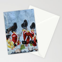 Patriot's Day Stationery Cards